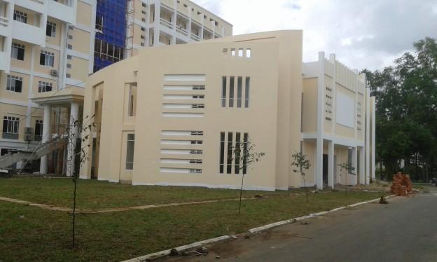 trồng cỏ lá gừng học viện chính trị khu vực II